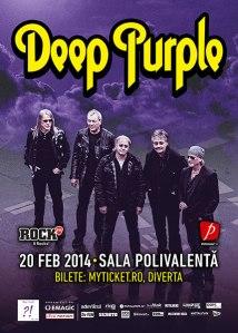 afis-deep-purple-concert-bucuresti-2014
