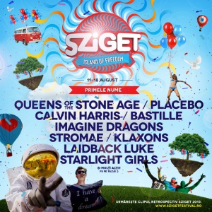 Hello, Budapest ! Line-up si bilete pentru Festivalul Sziget 2014