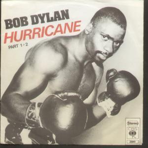 Coperta Bob Dylan Hurricane