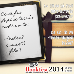 bookfest 2014 - salonul international de carte