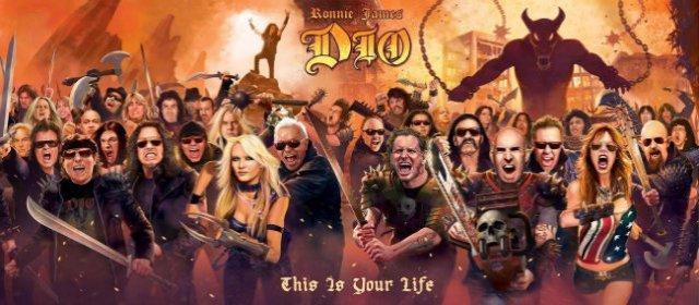Ronnie James Dio Album tribut 2014, Metallica, Motorhead, Saxon, Corey Taylor, Scorpions, Doro, Rob Halford