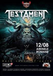Testament concert 2014 Bucuresti
