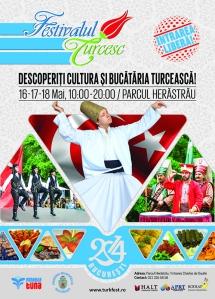 Festivalul turcesc 2014