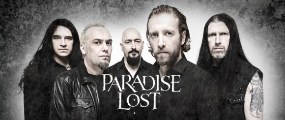 Paradise Lost revine la Bucuresti