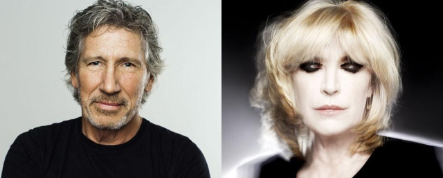 Roger Waters/ Marianne Faithfull