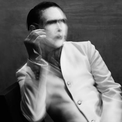 Coperta noului album Marlyn Manson