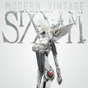 """Sixx: A.M.: """"Modern Vintage"""" coperta"""