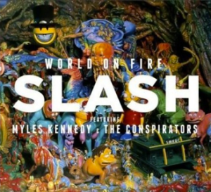 World On Fire Slash