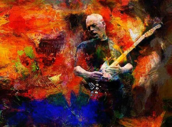 David Gilmour Ratlle That Lock