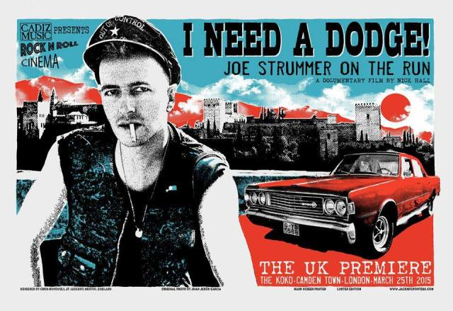 I Need a Dodge - Joe Strummer On the Run