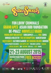 GreenSounds Festival 2015