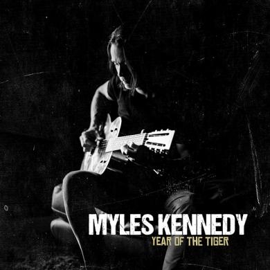 Myles Kennedy Year of the Tiger album 2018