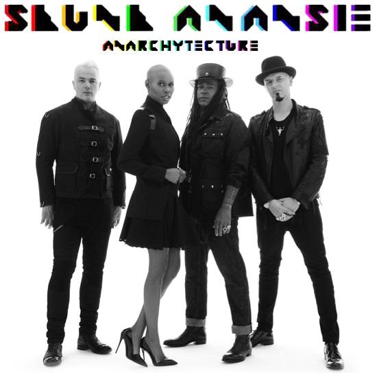 """Skunk Anansie - """"Anarchytecture"""", 2015"""