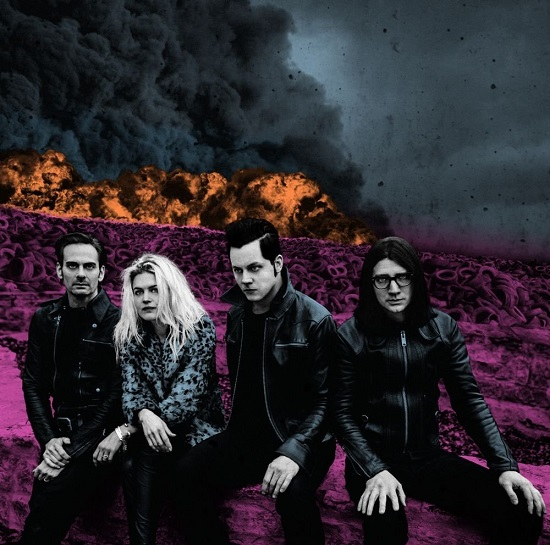 The Dead Weather Dodge and Burn 2015