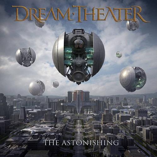 "Dream Theater ""The Astonishing"", 2016"
