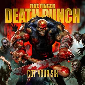 Five Finger Death Punch - Got Your Six 2015