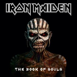Iron Maiden - The Book of Souls 2015