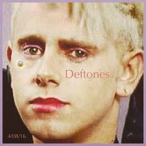 coperta album Deftones 2016