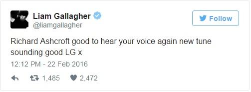 Gallagher despre Ashcroft