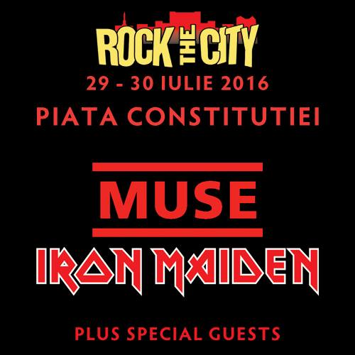 Rock The City 2016
