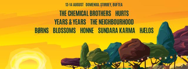 Summer Well 2016 lineup
