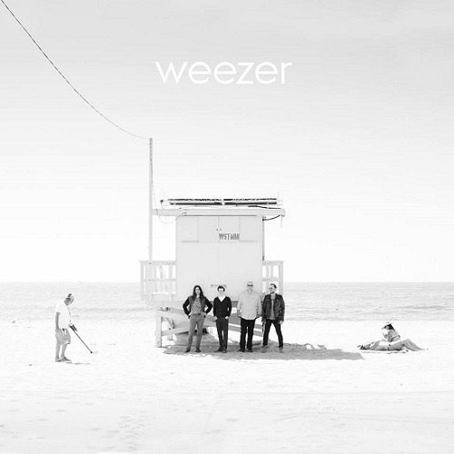 Weezer The White Album 2016
