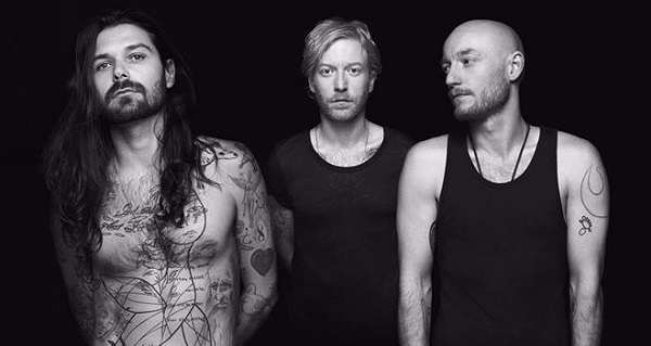 Biffy Clyro album Ellipsis 2016