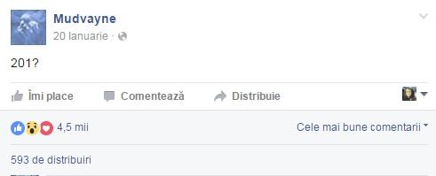 Facebook Mudvayne