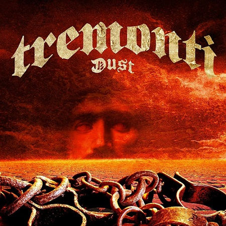 Cover album Dust tremonti 2016
