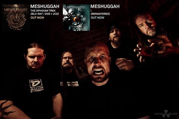 Meshuggah album 2016