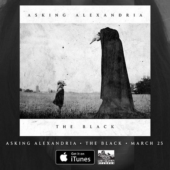 Asking Alexandria The Black album 2016