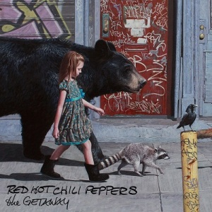 Red Hot Chili Peppers - The Getaway 2016