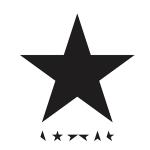 David Bowie Blackstar 2016