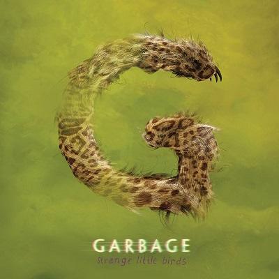 Garbage album Strange Little Birds 2016