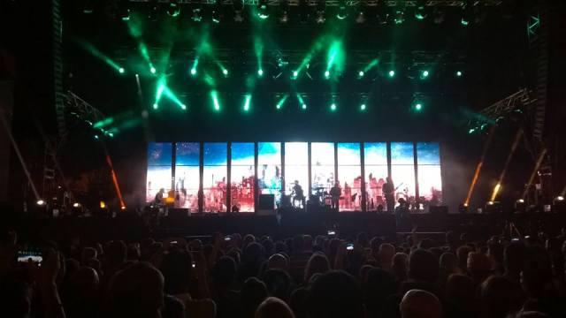 Muse concert Bucuresti 2016