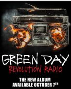 Green Day Revolution Radio 2016