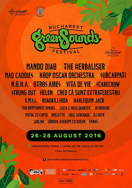 GreenSounds Festival 2016