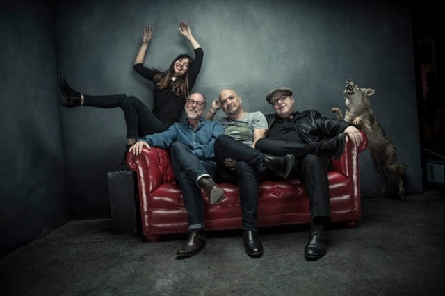 The Pixies Head Carrier album 2016