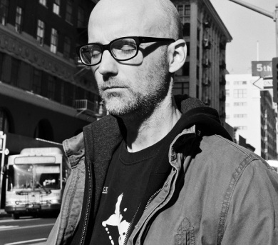 Moby & The Pacific Void Choir album 2016