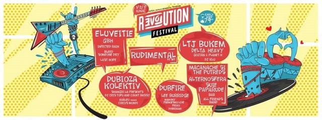 Revolution Festival Timisoara 2017