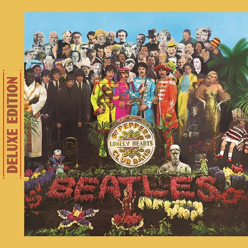 Sgt. Pepper's Lonely Hearts Club Band The Beatles