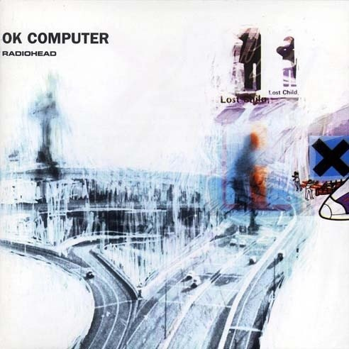 Radiohead OK Computer album 1997