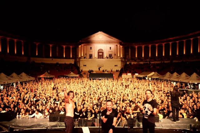 gojira concert bucuresti