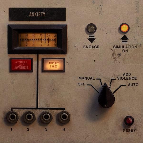 Nine Inch Nails Add Violence 2017