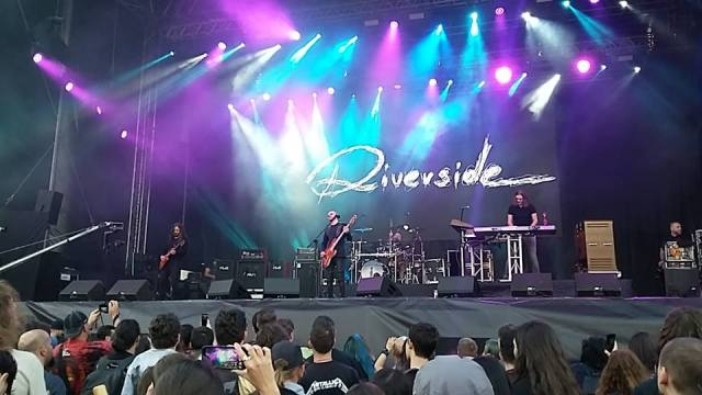 Riverside concert  Artmania Festival 2017 Sibiu