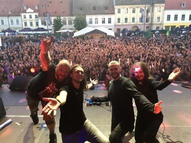 Riverside concert Artmania Festival 2017