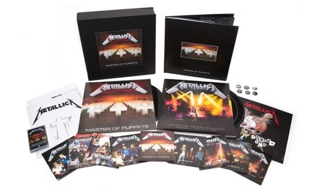 Metallica Master Of Puppets 2017