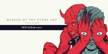 Queens of the Stone Age Villians album 2017