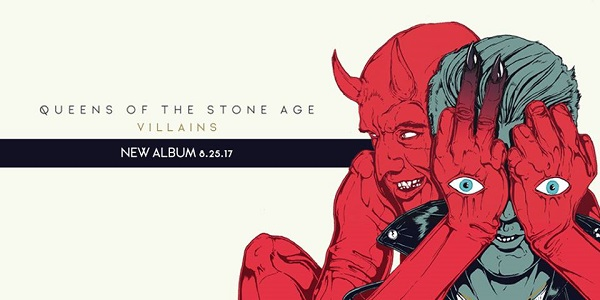Queens of the Stone Age Villians album 2017