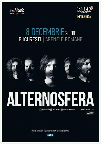 alternosfera concert bucuresti 2017